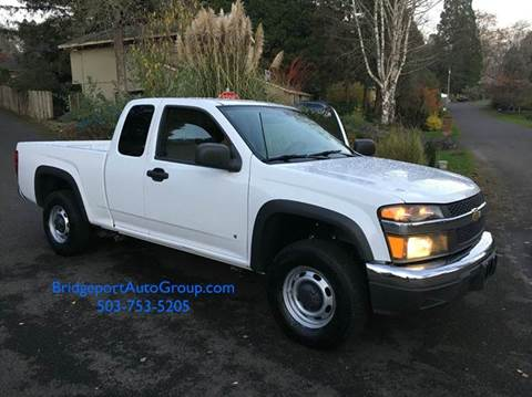 2007 Chevrolet Colorado for sale at Bridgeport Auto Group in Portland OR