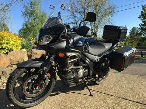 2012 Suzuki V-Strom for sale at Bridgeport Auto Group in Portland OR