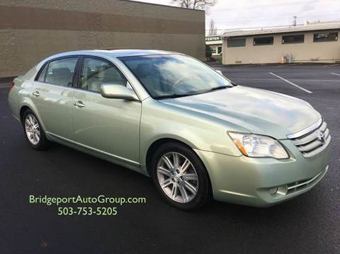 2006 Toyota Avalon for sale at Bridgeport Auto Group in Portland OR