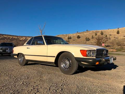 1984 Mercedes-Benz 380-Class for sale at Bridgeport Auto Group in Portland OR
