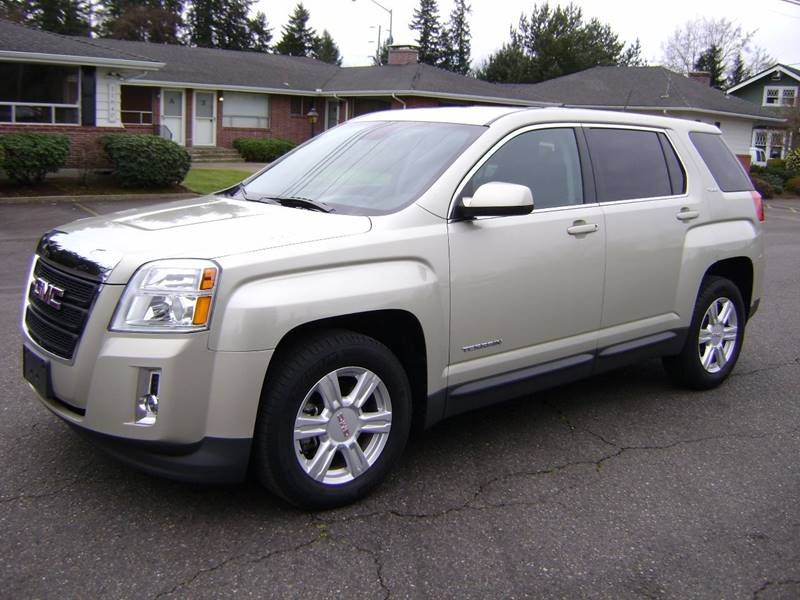 2014 GMC Terrain for sale at Bridgeport Auto Group in Portland OR