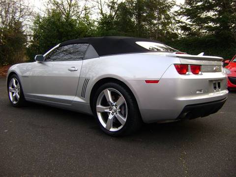 2011 Chevrolet Camaro for sale at Bridgeport Auto Group in Portland OR