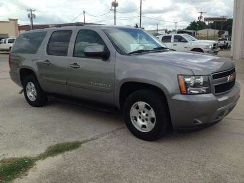 2008 Chevrolet Suburban for sale at MARLER USED CARS in Gainesville TX