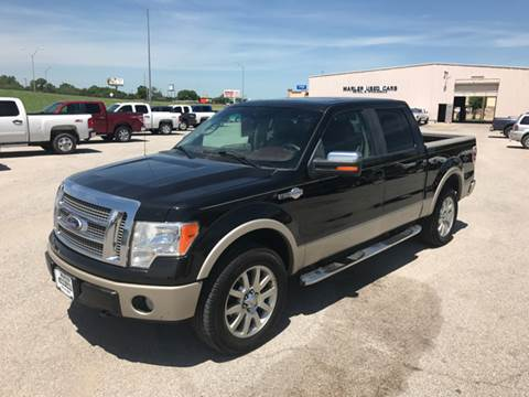 2010 Ford F-150 & Used Cars Gainesville Used Pickups For Sale Gainesville TX Sherman ... markmcfarlin.com