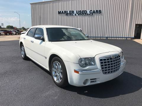 2006 Chrysler 300 for sale at MARLER USED CARS in Gainesville TX