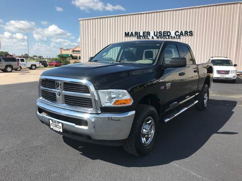 2011 RAM Ram Pickup 2500 for sale in Gainesville, TX