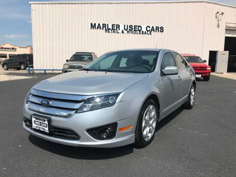 2010 Ford Fusion for sale in Gainesville, TX