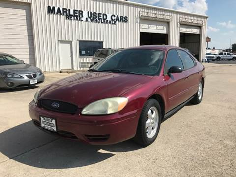 2004 Ford Taurus SE & Used Cars Gainesville Used Pickups For Sale Gainesville TX Sherman ... markmcfarlin.com