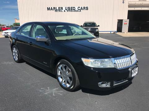 2008 Lincoln MKZ for sale in Gainesville, TX