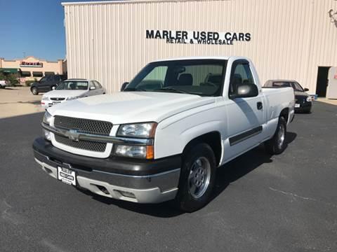 2003 Chevrolet Silverado 1500 for sale in Gainesville, TX