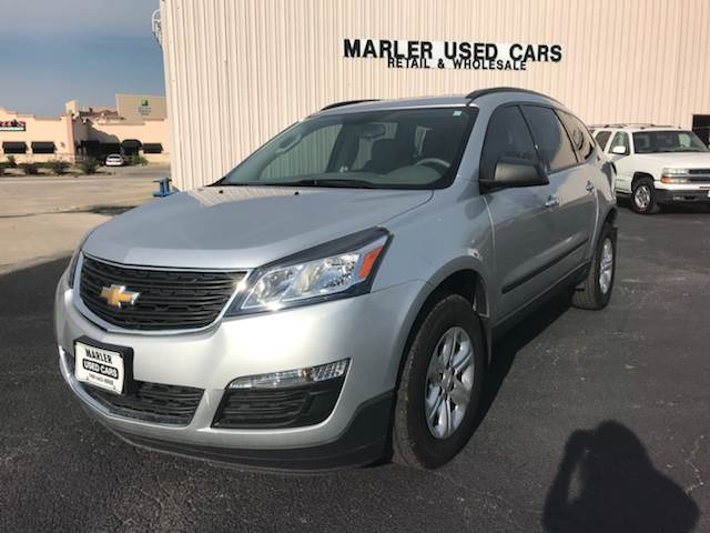 2014 Chevrolet Traverse LS In Gainesville TX - MARLER USED CARS