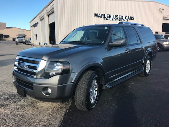 Ford Expedition El For Sale At Marler Used Cars In Gainesville Tx