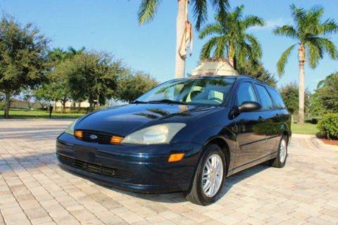 2003 Ford Focus for sale in Royal Palm Beach, FL