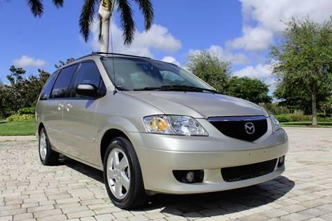 2003 Mazda MPV for sale in Royal Palm Beach, FL