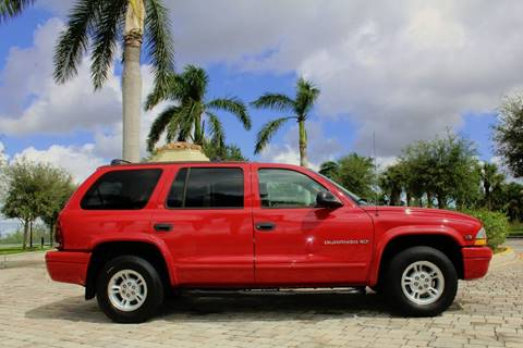 1999 Dodge Durango for sale in Royal Palm Beach, FL