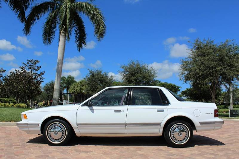 1995 Buick Century for sale at LIBERTY MOTORCARS INC in Royal Palm Beach FL