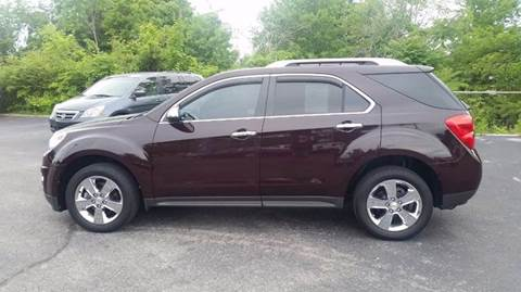 2011 Chevrolet Equinox for sale in Hopkinsville, KY