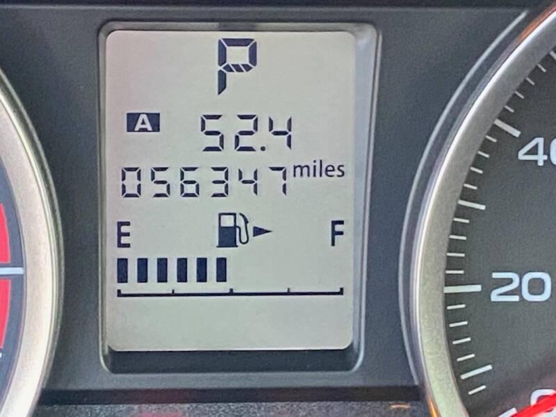 2013 Subaru XV Crosstrek AWD 2.0i Premium 4dr Crossover CVT - Glidden IA