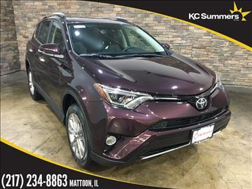 2017 Toyota RAV4 for sale in Mattoon, IL