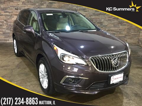 2017 Buick Envision for sale in Mattoon, IL