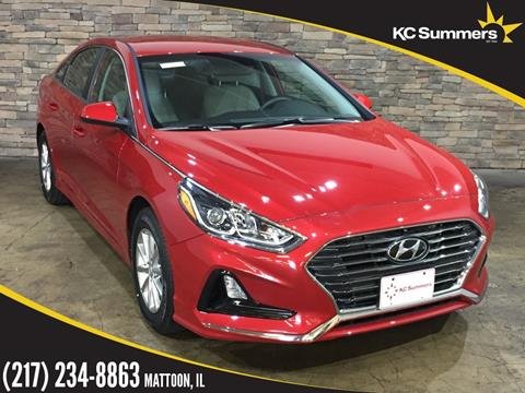 2018 Hyundai Sonata for sale in Mattoon, IL