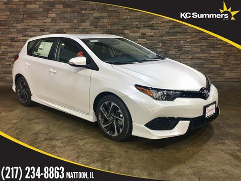 2017 Toyota Corolla iM for sale in Mattoon, IL