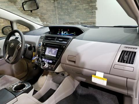 2017 Toyota Prius v for sale in Mattoon, IL