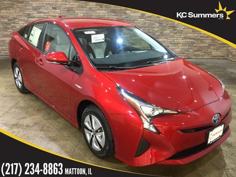 2017 Toyota Prius for sale in Mattoon, IL