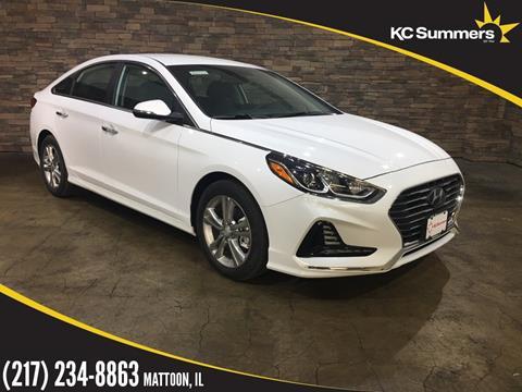 2018 Hyundai Sonata for sale in Mattoon, IL