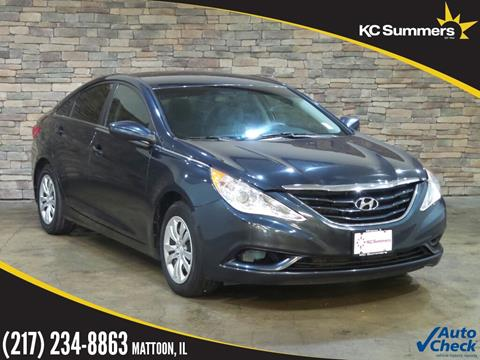 2012 Hyundai Sonata for sale in Mattoon, IL