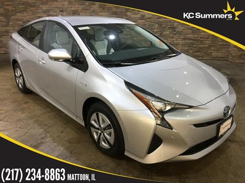 2017 Toyota Prius for sale in Mattoon, IL