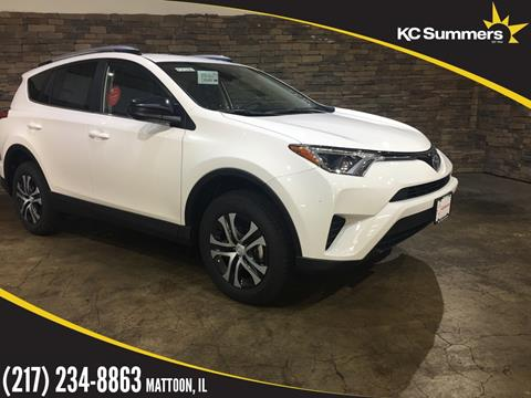 2018 Toyota RAV4 for sale in Mattoon, IL