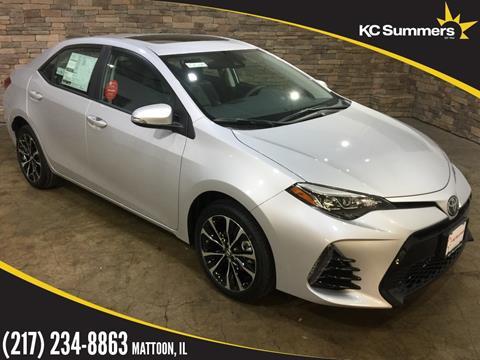 2018 Toyota Corolla for sale in Mattoon, IL