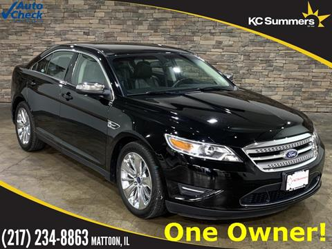 2012 Ford Taurus for sale in Mattoon, IL