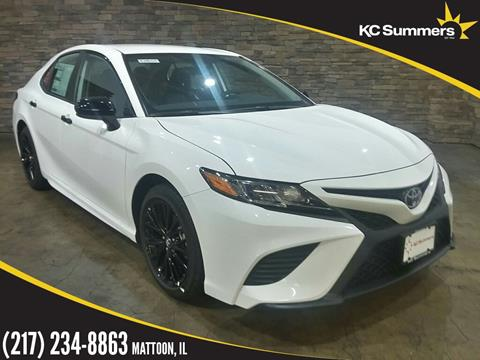 2020 Toyota Camry for sale in Mattoon, IL