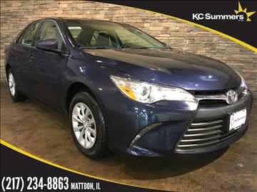 2017 Toyota Camry for sale in Mattoon, IL
