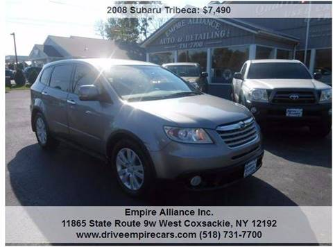 2008 Subaru Tribeca for sale in West Coxsackie, NY