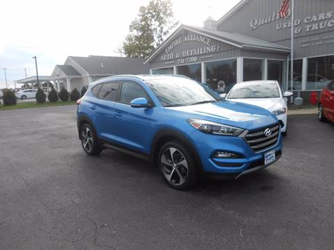 2016 Hyundai Tucson for sale in West Coxsackie, NY
