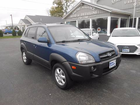 2005 Hyundai Tucson for sale in West Coxsackie, NY