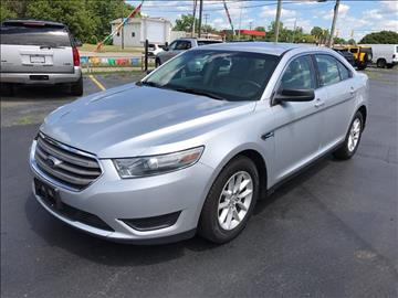 2013 Ford Taurus for sale in Pontiac, MI