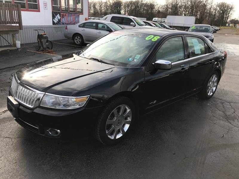 2008 Lincoln Mkz car for sale in Detroit