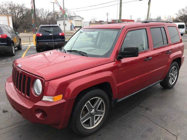 2008 Jeep Patriot car for sale in Detroit