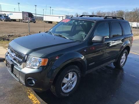 2008 Ford Escape for sale in Pontiac, MI