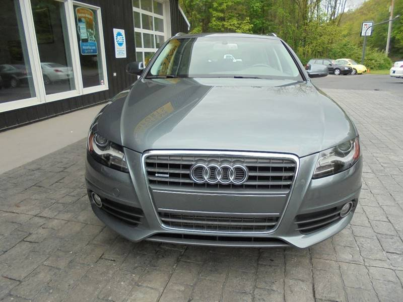 2012 Audi A4 AWD 2.0T quattro Avant Premium Plus 4dr Wagon - Lock Haven PA