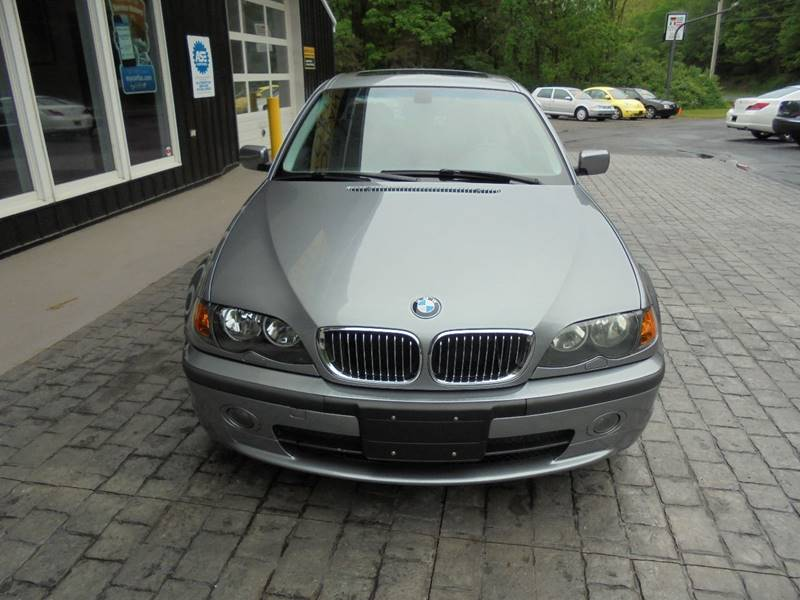 2004 BMW 3 Series AWD 330xi 4dr Sedan - Lock Haven PA