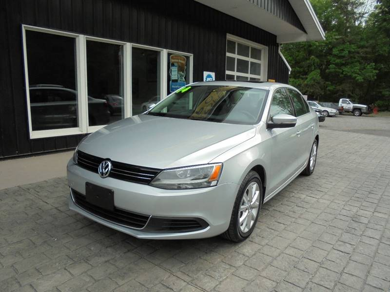 2014 Volkswagen Jetta SE PZEV 4dr Sedan 6A w/Connectivity and Sunroof - Lock Haven PA