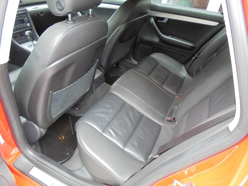 2007 Audi A4 AWD 2.0T Avant quattro 4dr Wagon (2L I4 6A) - Lock Haven PA