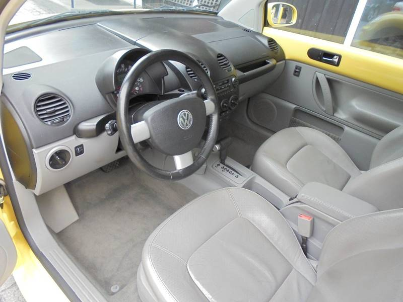 2003 Volkswagen New Beetle GLS 2dr Coupe - Lock Haven PA