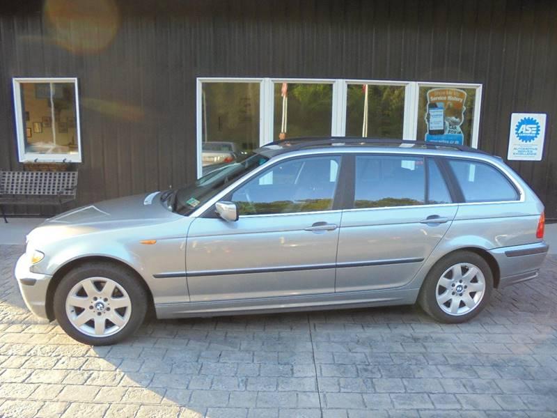 2004 BMW 3 Series AWD 325xi 4dr Sport Wagon - Lock Haven PA