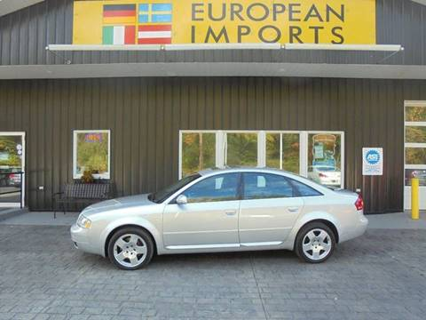 2001 Audi A6 for sale in Lock Haven, PA